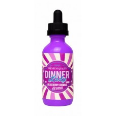 Dinner lady blackberry crumble 50ml 0nic